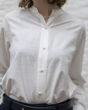 East By East West Marazion Shirt in White Size 1 Only
