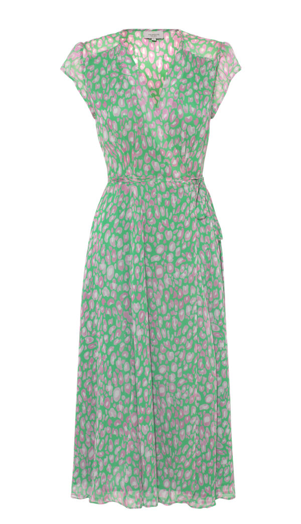 Annabel Dress in Leo low res