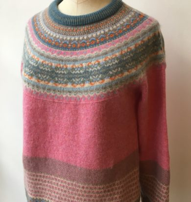 Eribe Alpine Sweater in Nougat