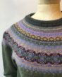 Eribe Alpine Sweater in Landscape