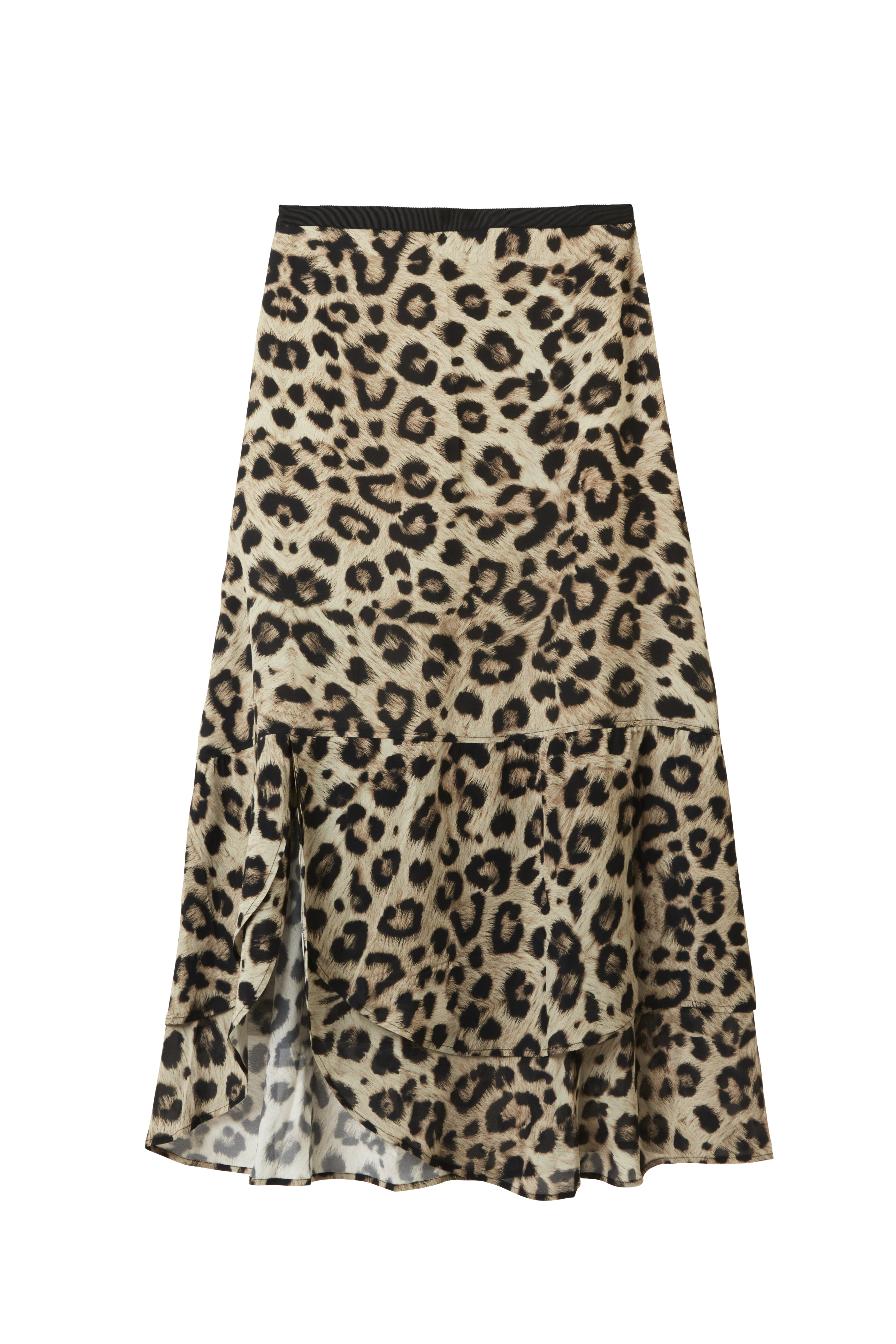 Pyrus Keira Skirt in Leopard Print