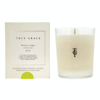 True Grace Classic Candle in Wild Lime