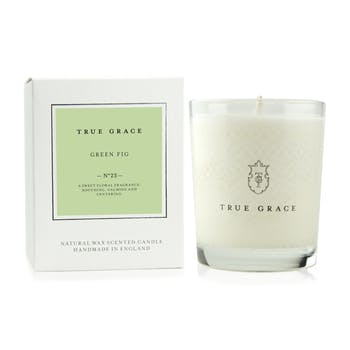 True Grace Green Fig Classic Candle