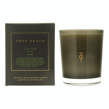 True Grace Manor Collection Curious Classic Candle