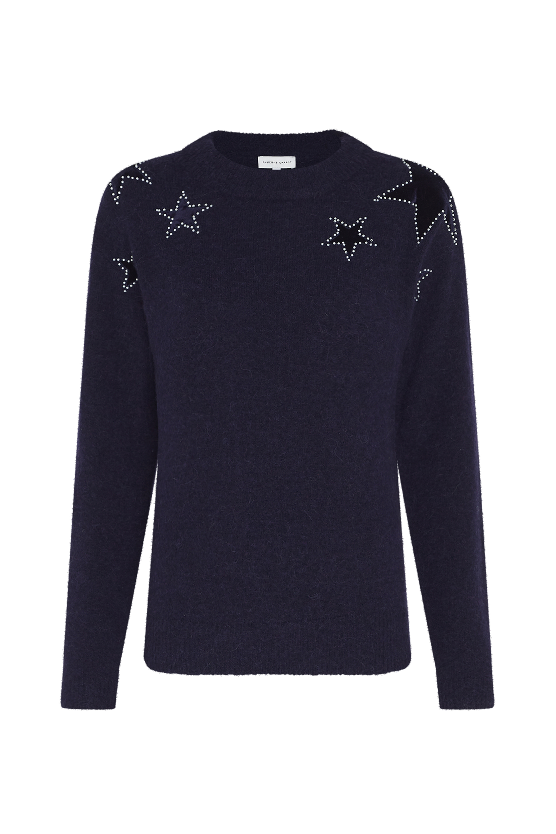 Fabienne Chapot Star Jumper in Navy