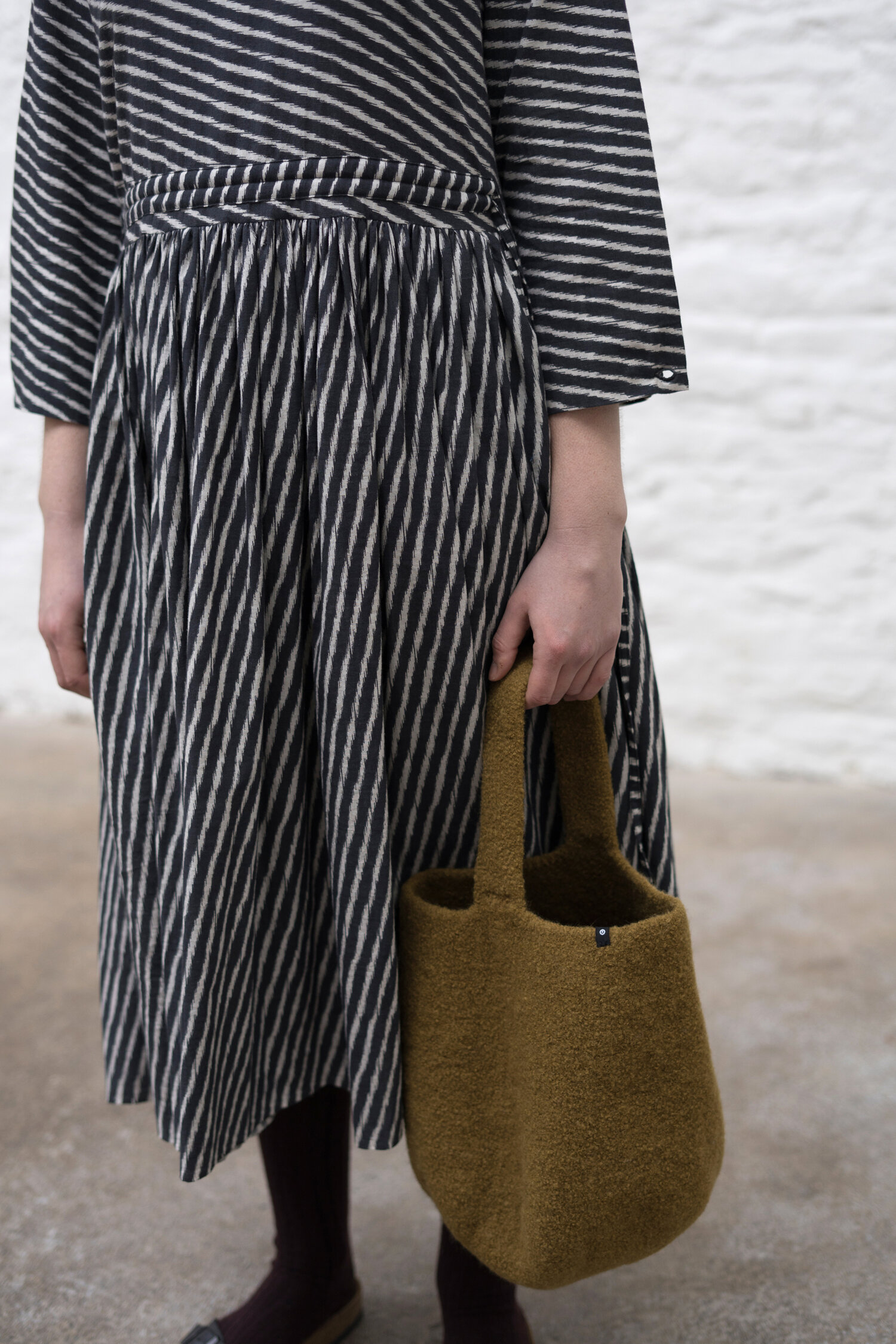 East By East West St Ives Dress in Ikat