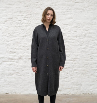 East by East West Bathampton Coat in Grey