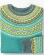 Eribe Alpine Sweater Lillipad