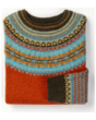 Eribe Alpine Sweater in Turmeric  – LOW STOCK