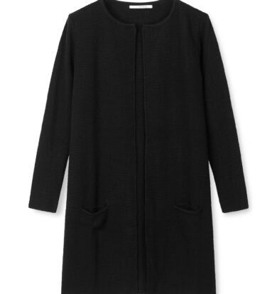 Sibin Linnebjerg Mary Cardigan in Navy Blue