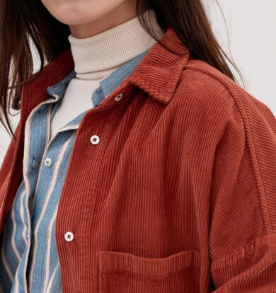 Sacrecoeur Anita Striped Shirt in Alsaska