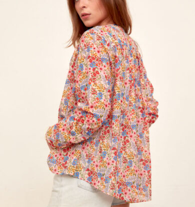 Sacrecoeur Charlie Shirt in Bossa- Low Stock