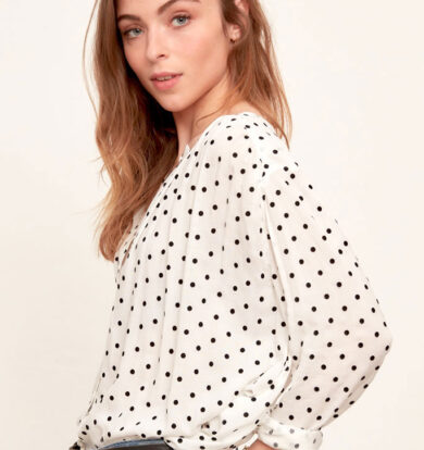 Sacrecoeur Charlie Shirt in Pierrot